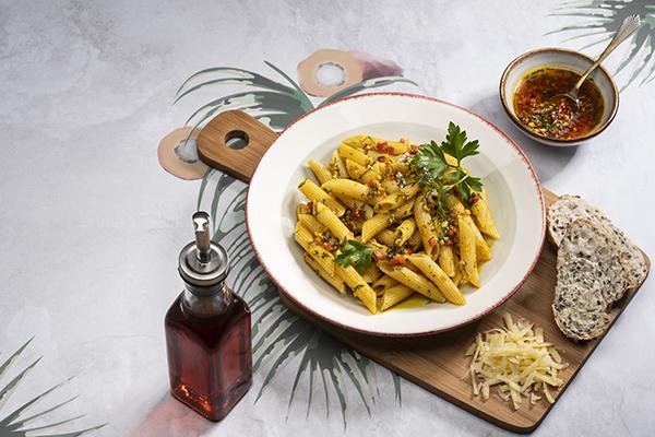Recetas-aceite-palma-gastronomia-pasta-pesto-criollo
