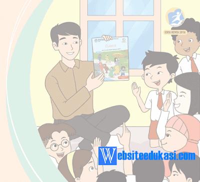 Buku Kelas 3 SD/MI Semester 2 K13 Revisi 2018
