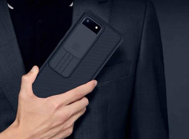 【新品介紹】Nillkin 滑蓋手機殼 保護 S20Ultra、S20+ 鏡頭