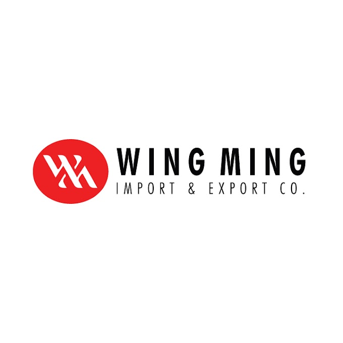 WING MING IMPORT & EXPORT CO. l Logo Design l Branding