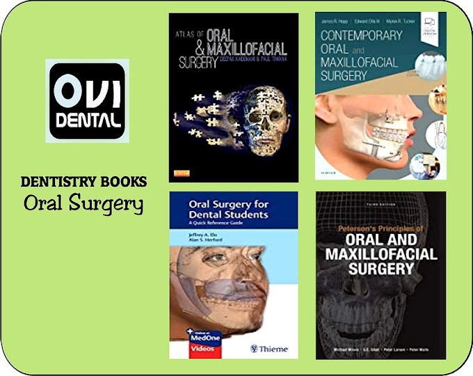 7 ORAL SURGERY BOOKS that every specialist must read