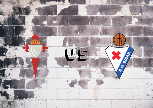 Celta de Vigo vs Eibar  Resumen