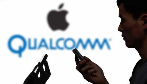 Apple is making the modem chip that it will take away from Qualcomm