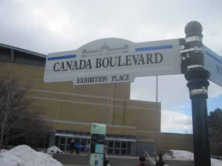Canada Boulevard Exhibition Place