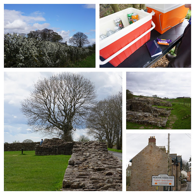 Hadrian's wall path day 3(b)  - Carrie Gault 2018