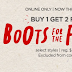 Buy 1 Get 2 Boots FREE with JCPenney.com sale!