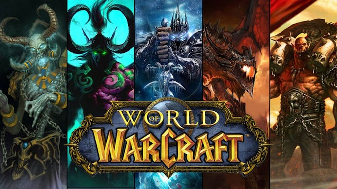 [GEEKS & Nerds] World of Warcraft-Parte um
