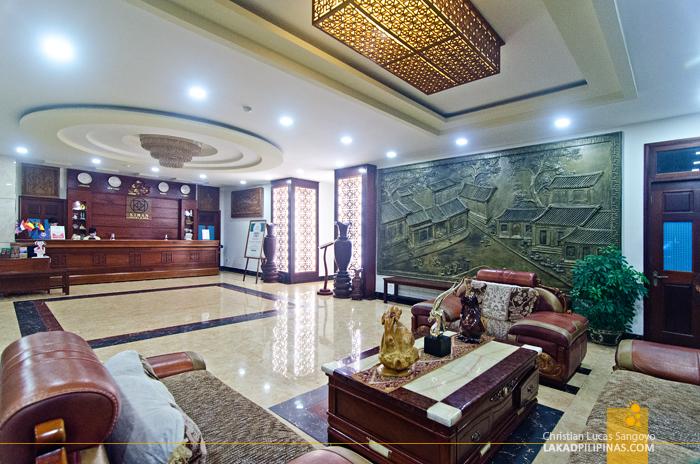 Kiman Hotel Hoi An Lobby