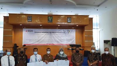 BSG dan Pemkab Bolmut tandatangani PKS KASDA Online