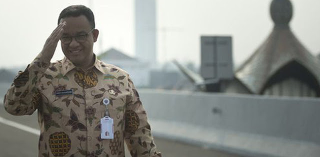 """Bukan Gibran, Lawan Anies Di Pilpres Adalah """"Tangan Jokowi"""""""
