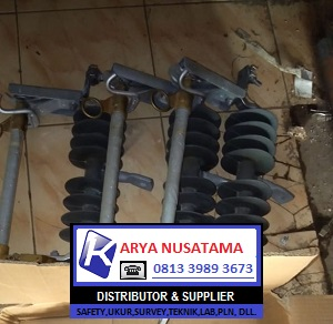 Jual Fuse Cut Out Polymer Right 24KV 100A di Makasar