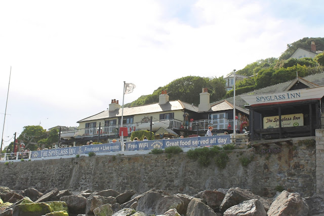 Spyglass Inn Ventnor Isle of Wight