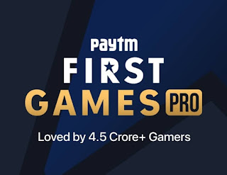 Paytm First Games Pro app