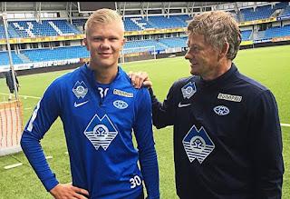 Solskjaer 'flew to Salzburg on Friday morning to make potential January transfer