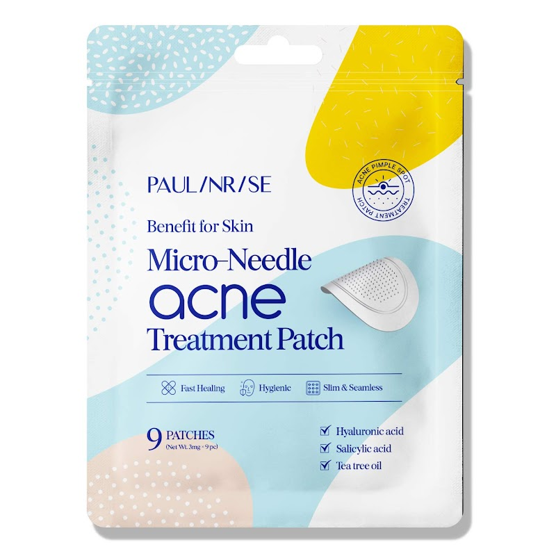 30% OFF Paulinrise Micro-needle Acne Pimple Treatment Patch
