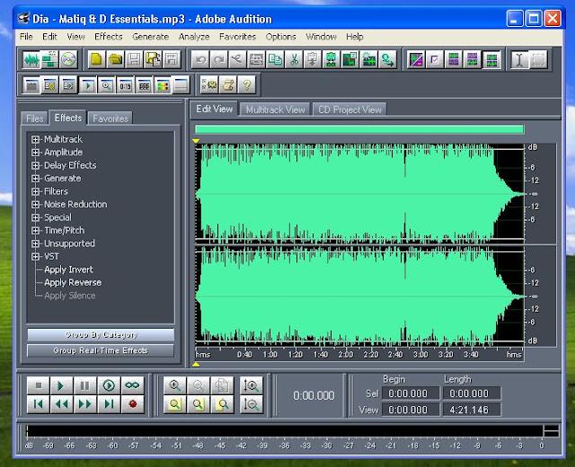 Cara Recording dari Output Mixer Sound System