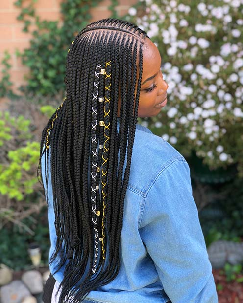 Latest Tribal Hairstyles 2018