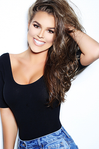 Miss USA 2018 Candidates Contestants Delegates Colorado Chloe Brown