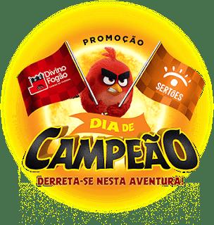 Promoção Rally Divino Fogão