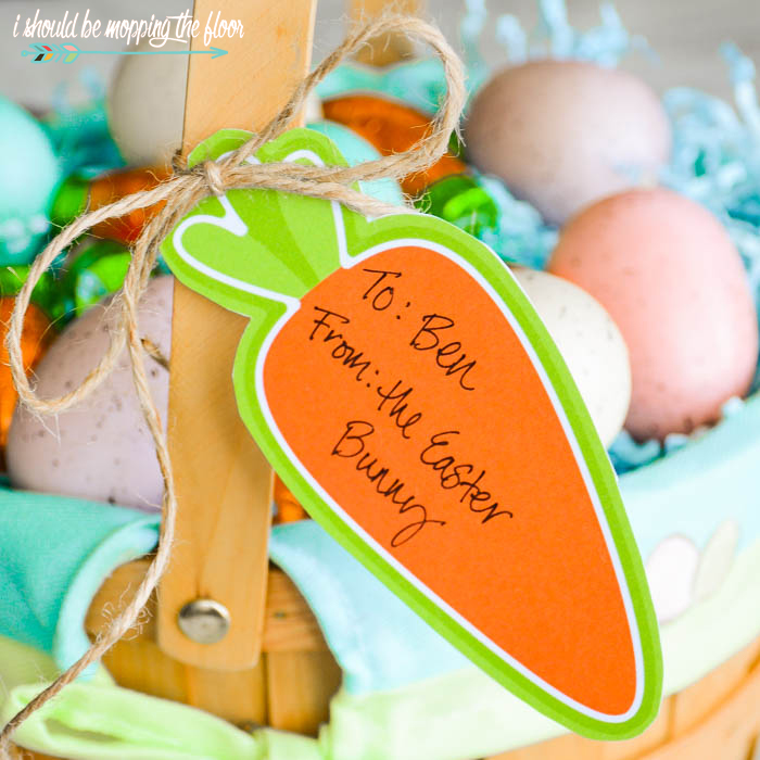 I should be mopping the floor free carrot tag easter printables easter gift tags negle Image collections