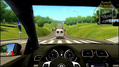 تحميل لعبة قيادة السيارات للاندرويد