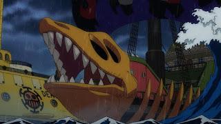 ワンピースアニメ ワノ国編   ユースタスキッド ギザ男   キッド海賊団 船   EUSTASS KID   ONE PIECE   Hello Anime !