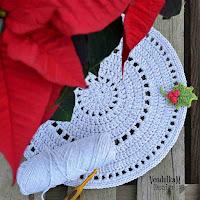 crochet placement