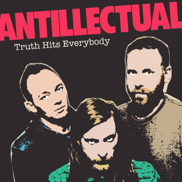 "Antillectual cover The Police's ""Truth Hits Everybody"""