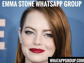 Emma Stone Fans WhatsApp Group Links