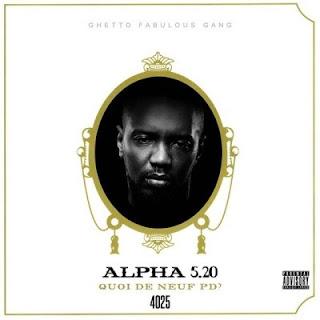 Alpha 5.20 - 4025 Quoi De Neuf PD (Reissue) (2016) FLAC