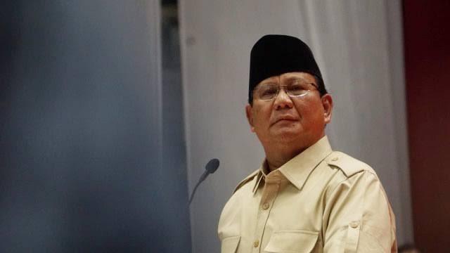 Prabowo Akan Dikukuhkan Jadi Ketum Gerindra dalam KLB