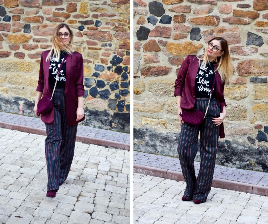 Lässiger Look fürs Büro, Modeblog für Frauen ab 40
