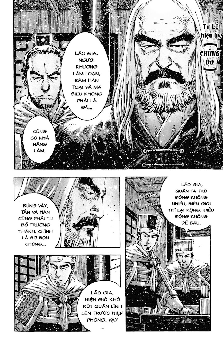 Hỏa phụng liêu nguyên Chương 446: Hủ mộc tàng trùng [Remake] trang 4