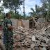 Dua Gempa Susulan di Lombok Sebabkan Longsor