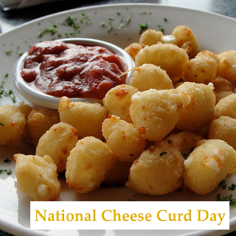 National Cheese Curd Day Wishes Images download