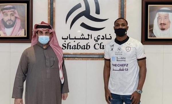 Oficial: El Al-Shabab firma a Ighalo