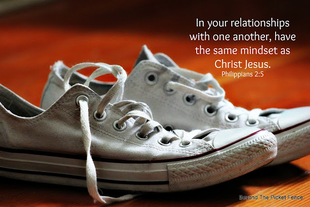 Inspiring Verse on Walking in Other's Shoes