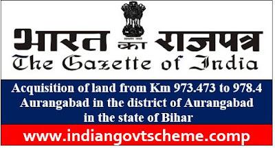 Aurangabad in the state of Bihar