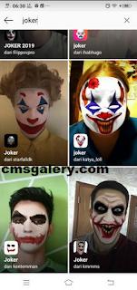 Joker filter instagram | How to get the Joker face filter on Instagram