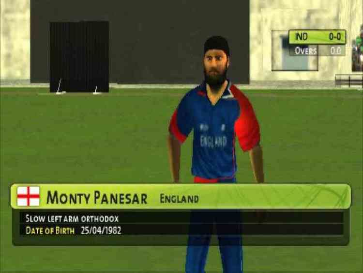 Brain Lara Cricket 2007 Pressure Play PC Game Free Download