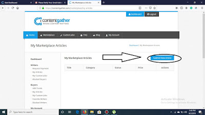 How to earn money from contentgather