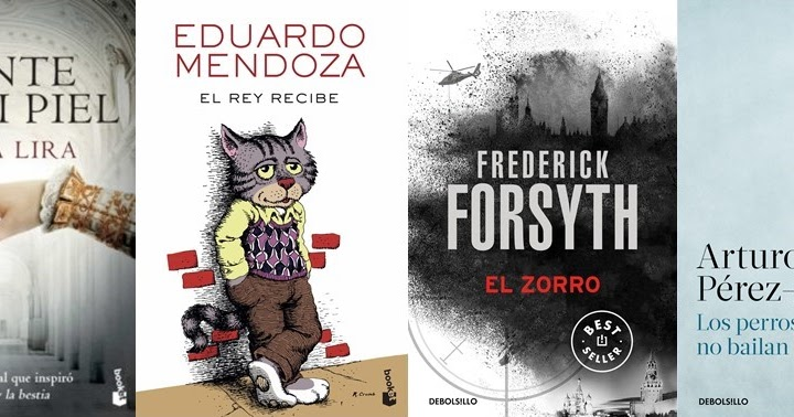 El Búho entre libros: NOVEDADES DE BOLSILLO 2020/6