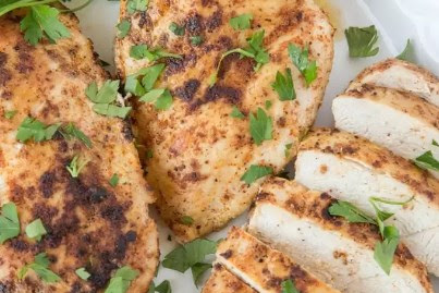 STOVE TOP CHICKEN BREAST (BEST CHICKEN RECIPES)
