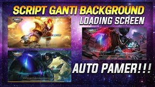 Cara Mudah Mengganti Background Loading Game Mobile Legends Bang Bang