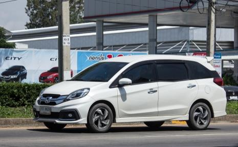Honda Mobilio Mobil Keluarga