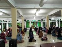 Hari Pertama Masuk Pesantren, Santri Al-Muhajirin Diperiksa Covid-19