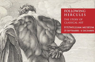 'Following Hercules: The story of classical art' at the Fitzwilliam Museum, Cambridge