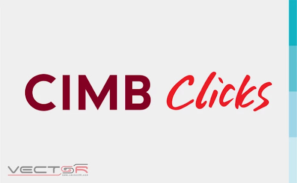CIMB Clicks Logo - Download Vector File SVG (Scalable Vector Graphics)