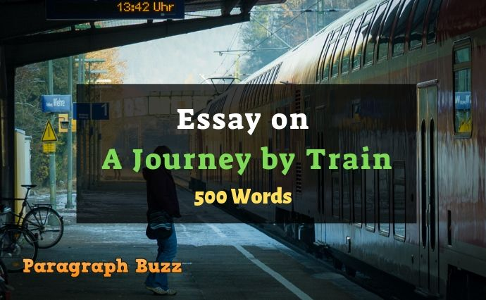 Essays on a journey of a student