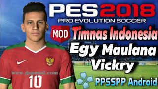 Textures PES 2019 Jogress V4.1 PPSSPP Update Timnas U19 Afc Championsip